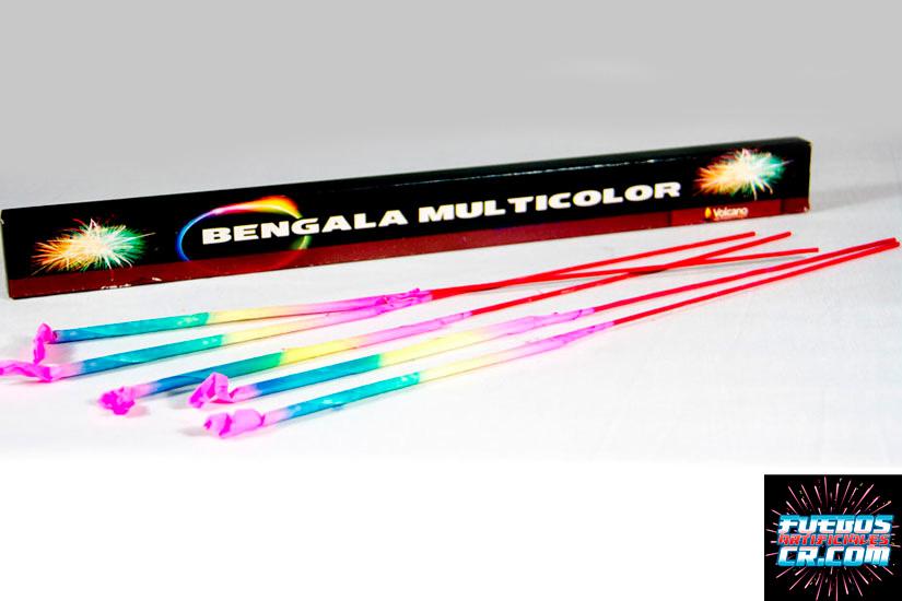 Bengalas Multicolor