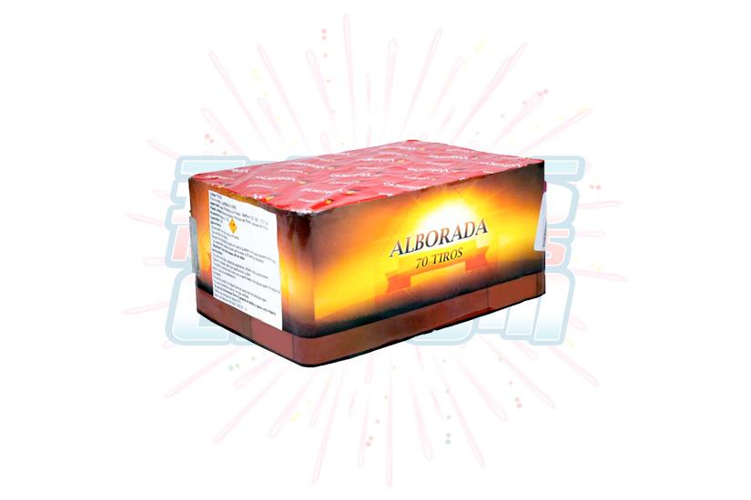Alborada (70 Tiros)