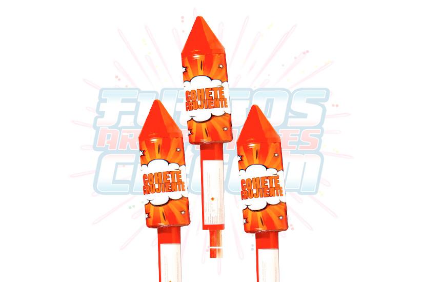 Cohete Crujiente