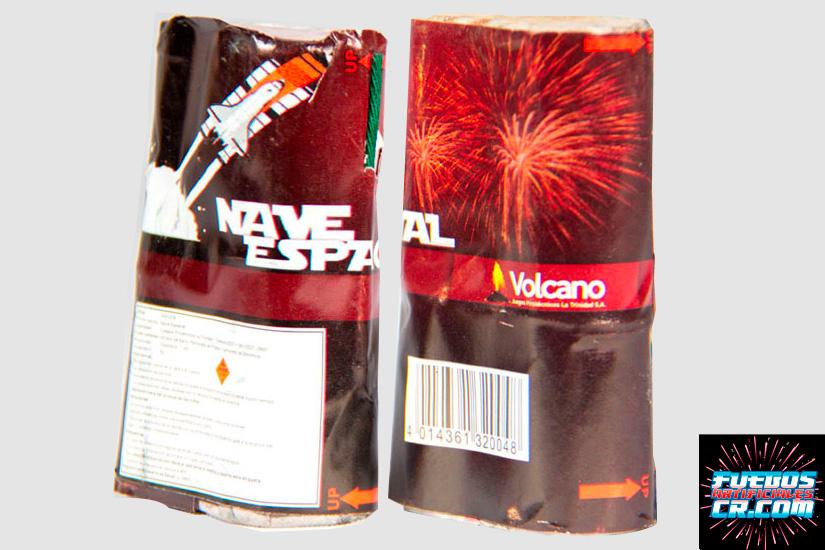 Catálogo, Pólvora en Costa Rica, Fuegos Artificiales, Nave Espacial