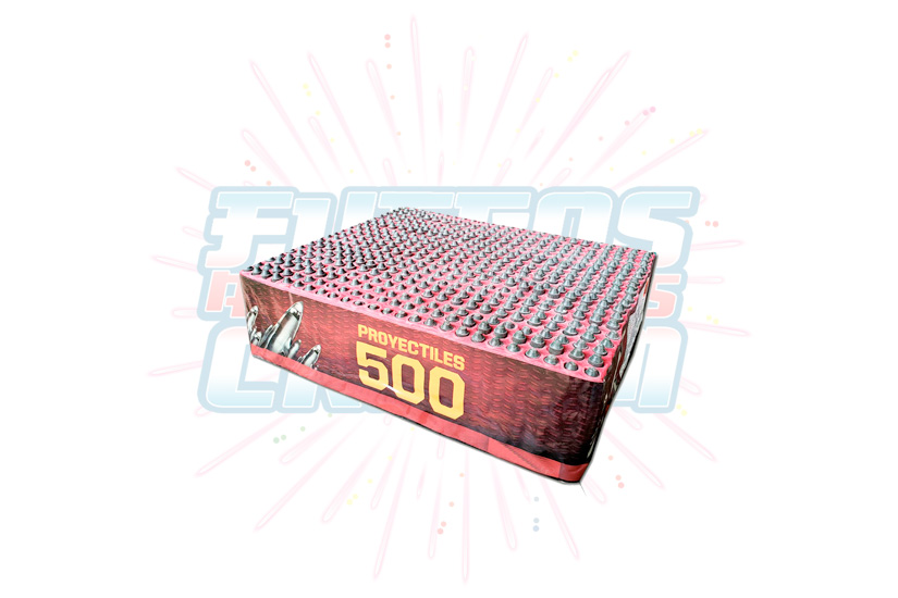 Misil 500 Tiros