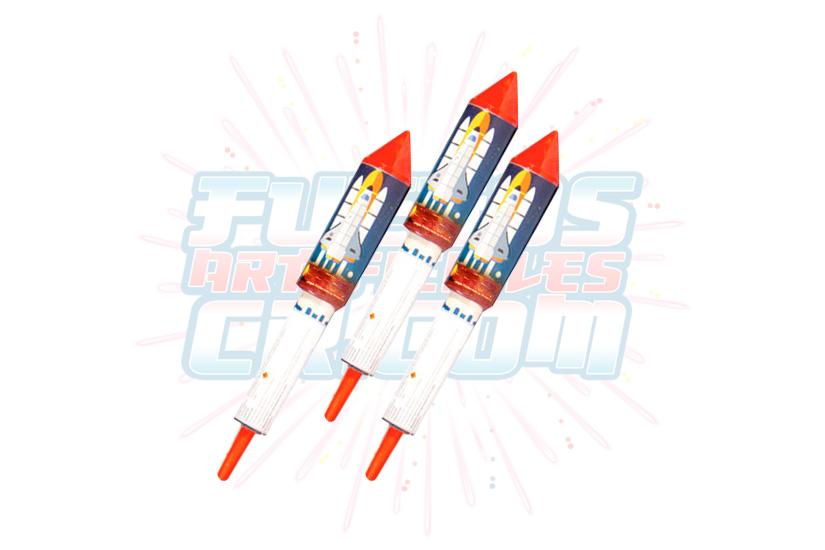 Catálogo, Pólvora Menuda, Cohete Apolo, Fuegos Artificiales CR