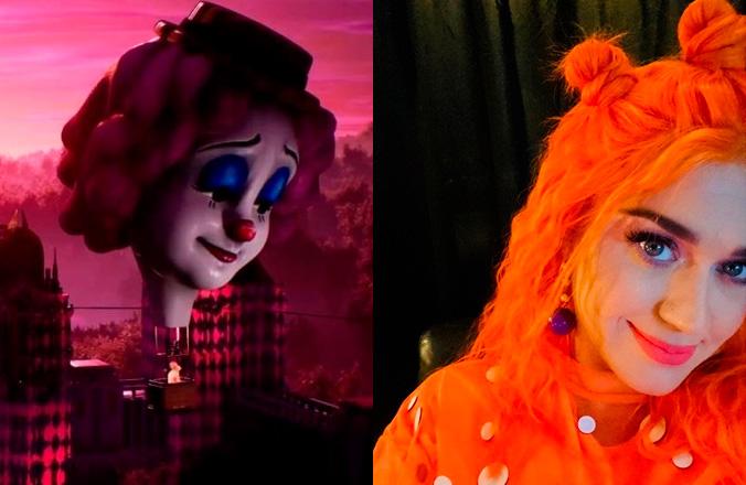 Katy Perry, Tomorrowland 2020, Smile