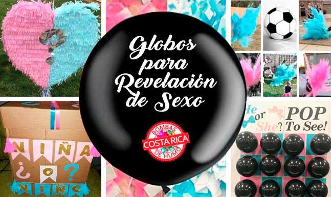Productos para revelación del sexo del bebé, Costa Rica