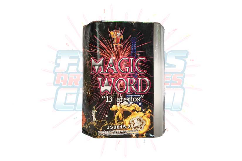 Magic World 16 Tiros