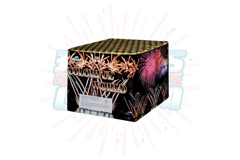 Cajas Multicolor