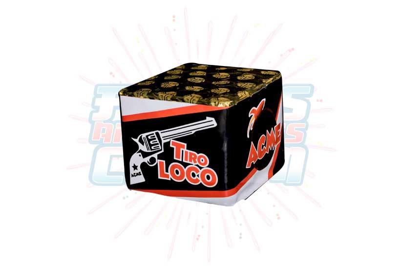 Tiroloco 36 Tiros